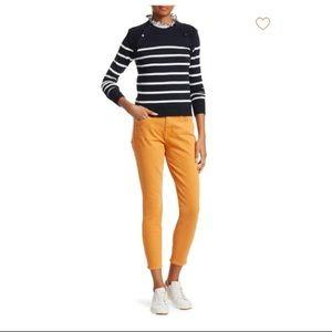 Frame Jeans Mustard Le Skinny De Jeanne 29 x 30